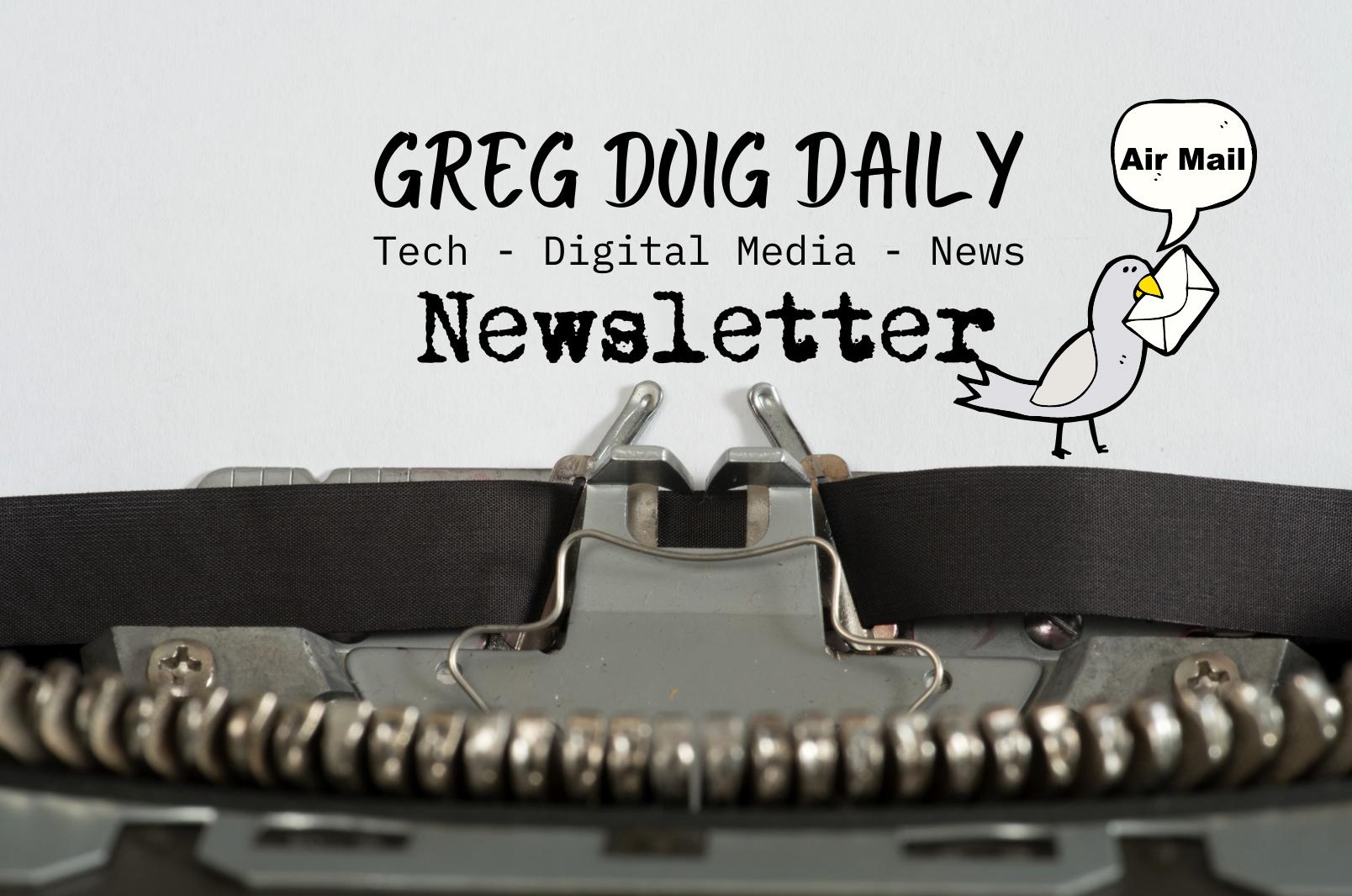 greg doig news